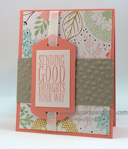 stampin up punches, die cutting machine, big shot machine, diy greeting card