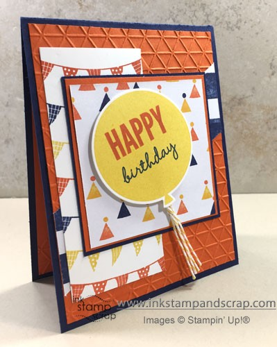 quick and easy, stampin up, mojo385