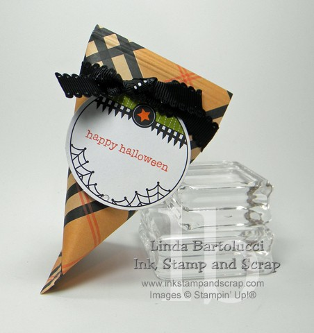 stampin up sour cream treat halloween